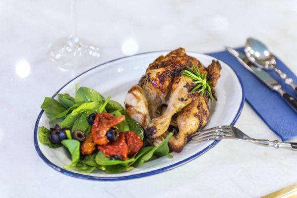 Rotisserie restaurantes gastronomia madrid