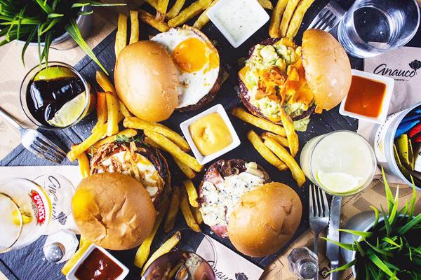 anauco restaurantes hamburgueseria madrid