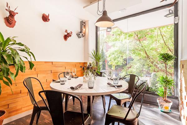 bache restaurante chamberi madrid