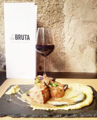 la bruta gastronomia madrid