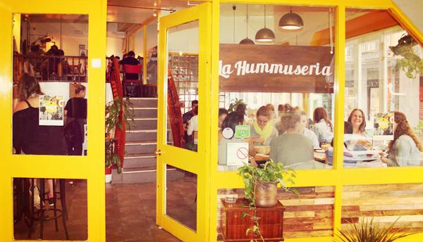 La Hummuseria