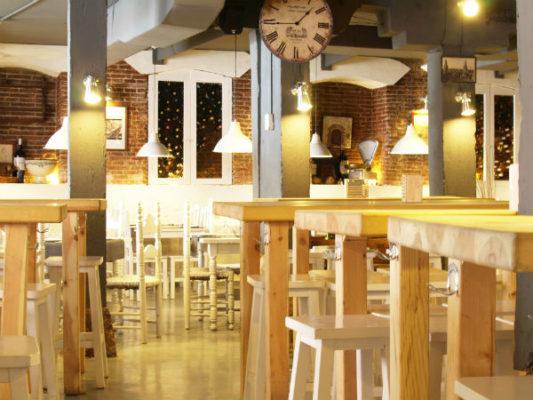 la taberna de los austrias restaurantes la latina