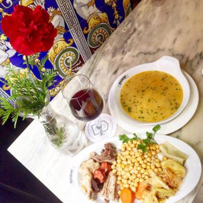 casa macareno restaurantes madrid