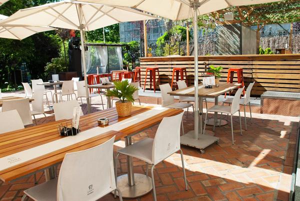 Restaurante y Terraza Cien Llaves