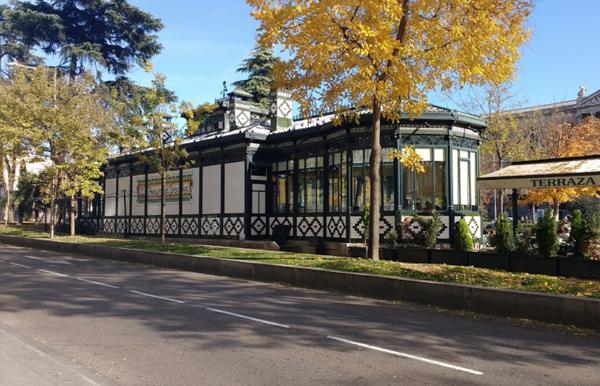 el espejo cafeterias madrid