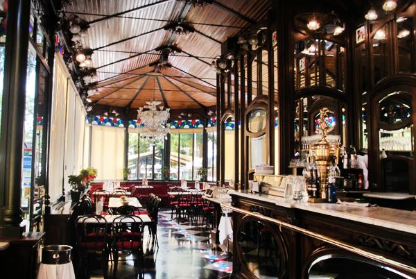 Café-Restaurante El Espejo