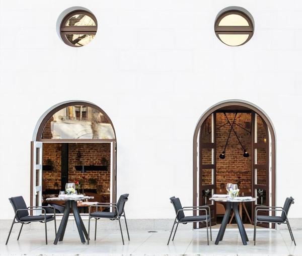 Restaurante y Terraza Dos Cielos