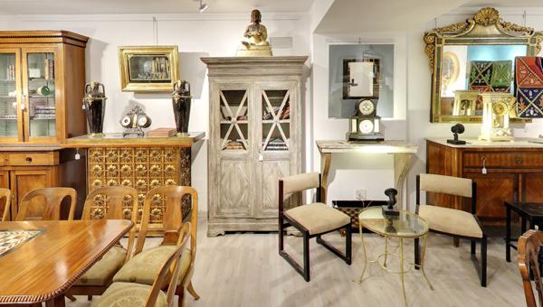 Galería Florin Antiques