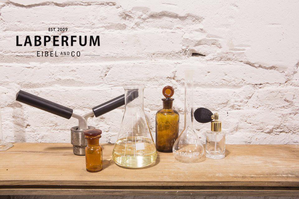 labperfum perfumes de autor madrid laboratorio