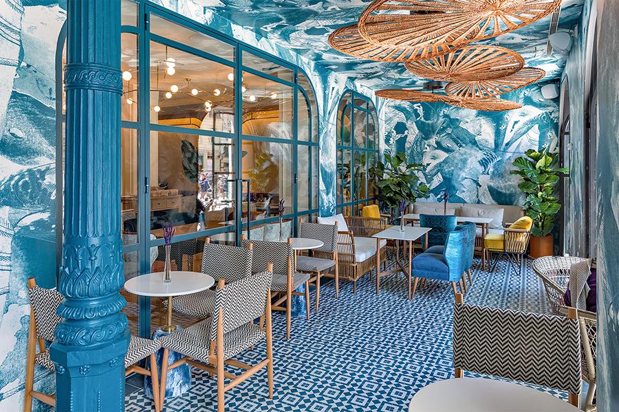 restaurante Caramba castizo y renovado
