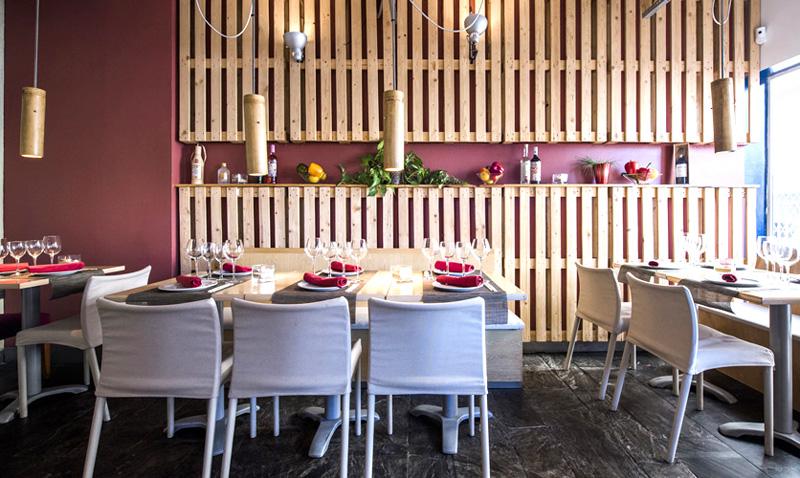 Restaurante Oceanica menú por San Valentin