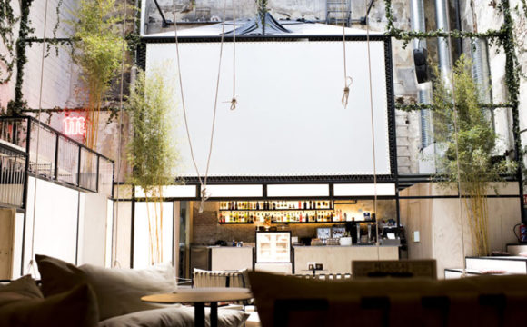 Sala Esquis rescata el antiguo cine Alba