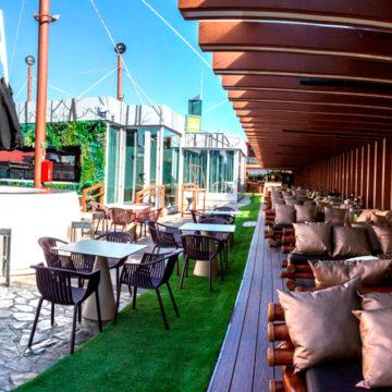 La Terraza de Zielou – Oasis Urbano para escapar del calor