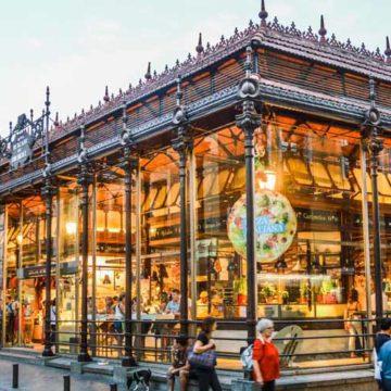 Los Top 5 Mercados Gourmet de Madrid
