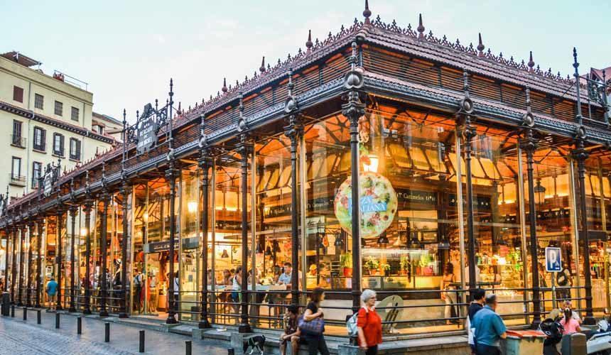 Los Top 5: Mercados Gourmet de Madrid