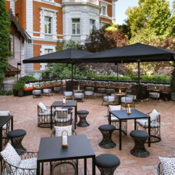 Raimunda – La Terraza de moda en el Jardín de Casa de América