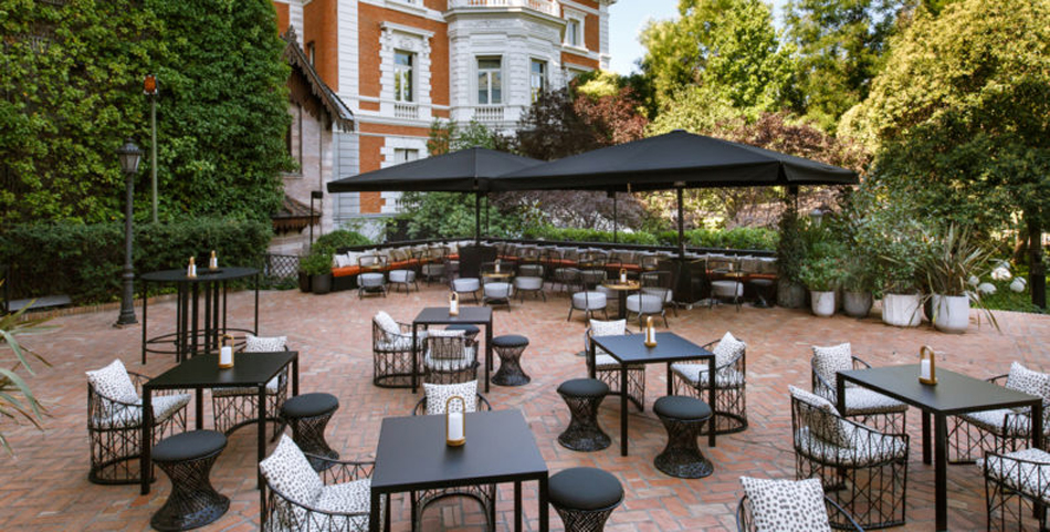 terraza raimunda casa america madrid