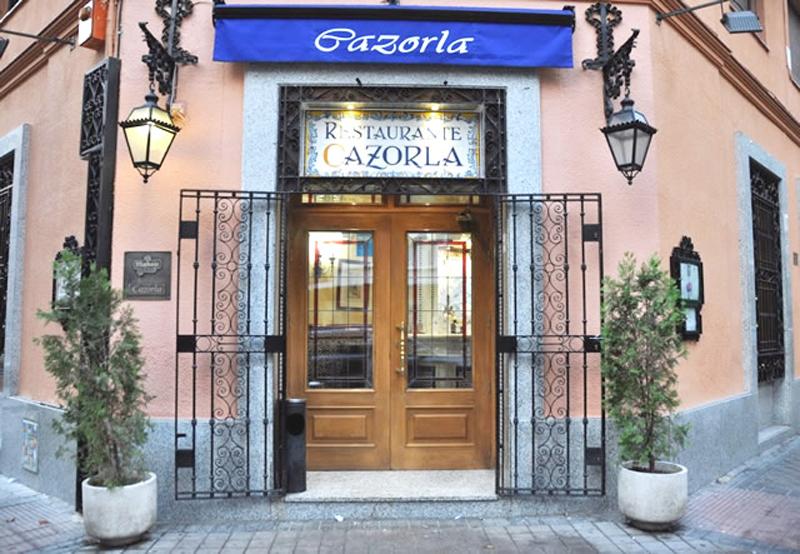 restaurante cazorla sabores andalucia en madrid
