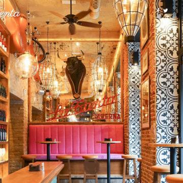 La Tienta: Taberna histórica renovada junto a la Plaza de Toros de Madrid