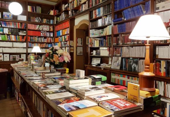 Librería Pérgamo en Madrid conserva todo su sabor original