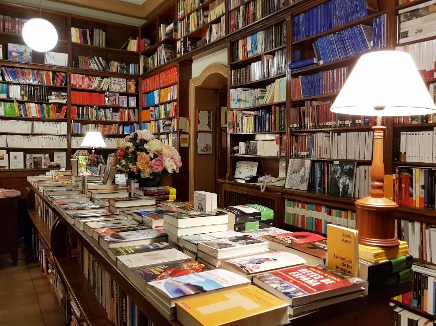 libreria pergamo madrid