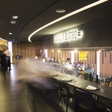 El Bistró Canalla de Platea : cocina urbana y bocados en Madrid