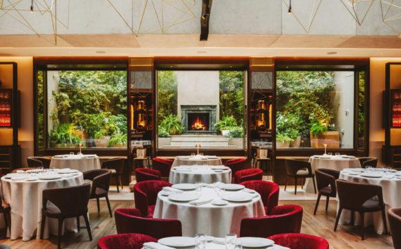 Saddel: el Restaurante que no pierde de vista al mítico Jockey