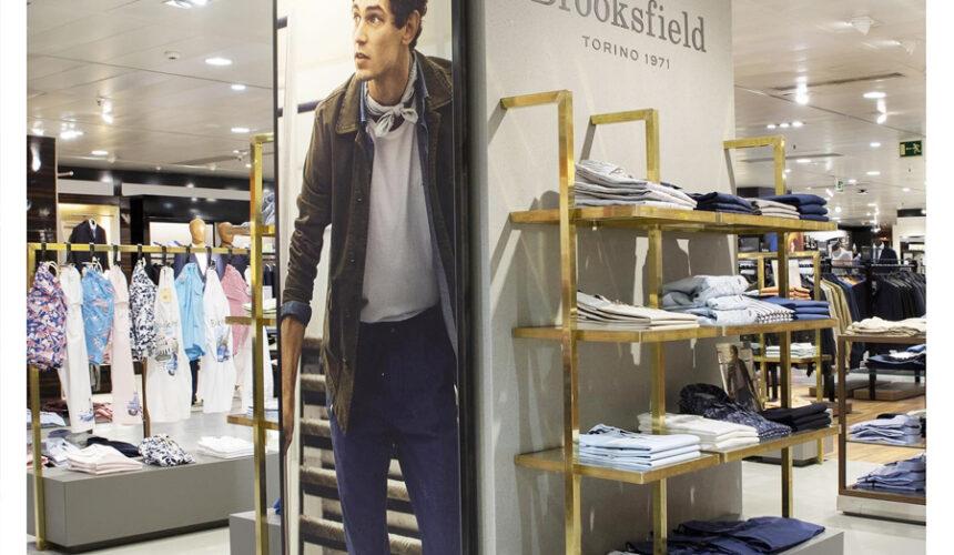 Brooksfield – Nueva Tienda en la Milla de Oro de Madrid