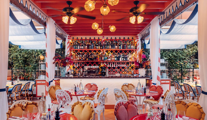 Bel Mondo – el restaurante trattoria italiano que seduce Madrid