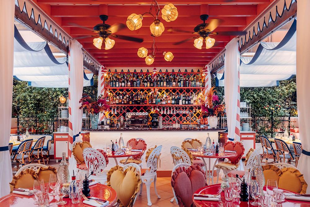 bel mondo restaurante trattoria italiano seducir madrid