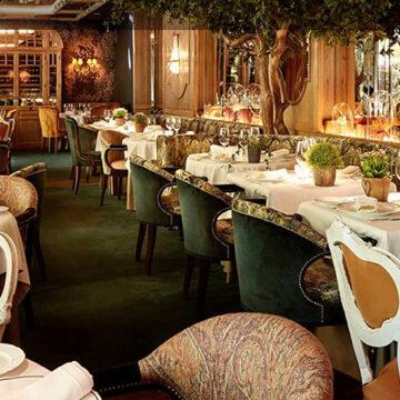 Numa Pompillo: la Cocina italiana más Señorial