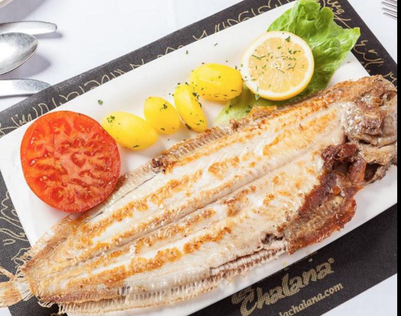 la chalana restaurante madrid
