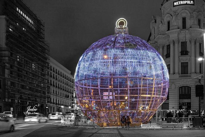 Planes y de Navidad especial en Madrid