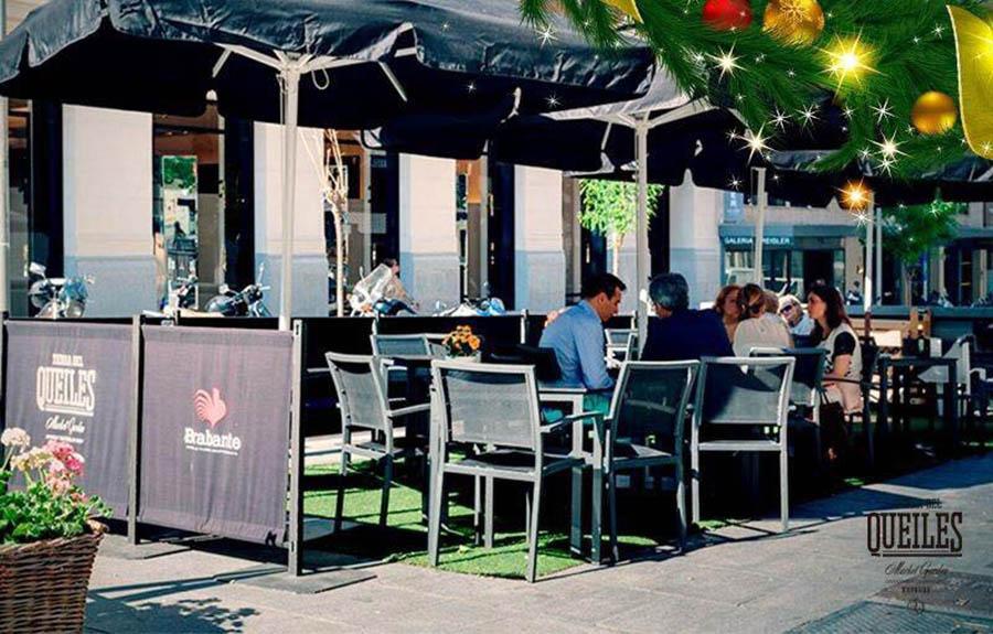 terraza restaurante quelles madrid
