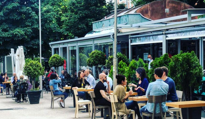 Las mejores Terrazas de La Castellana de Madrid
