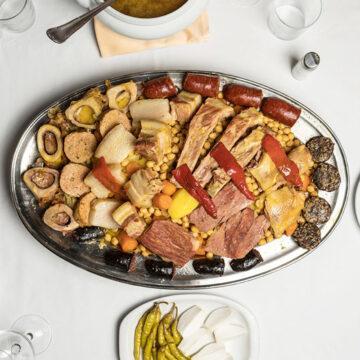 Cocido Madrileño – Los 15 mejores Restaurantes de Madrid