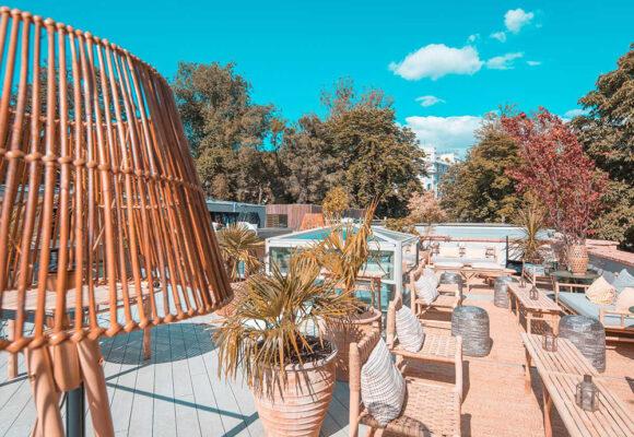 La Terraza Florida del Retiro y los mejores atardeceres de Madrid