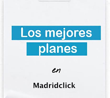 Agenda de Madrid. Los Mejores Planes de Ocio y Cultura
