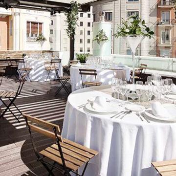 Hotel Mayorazgo : Paisajes y Gastronomía en la Gran Vía