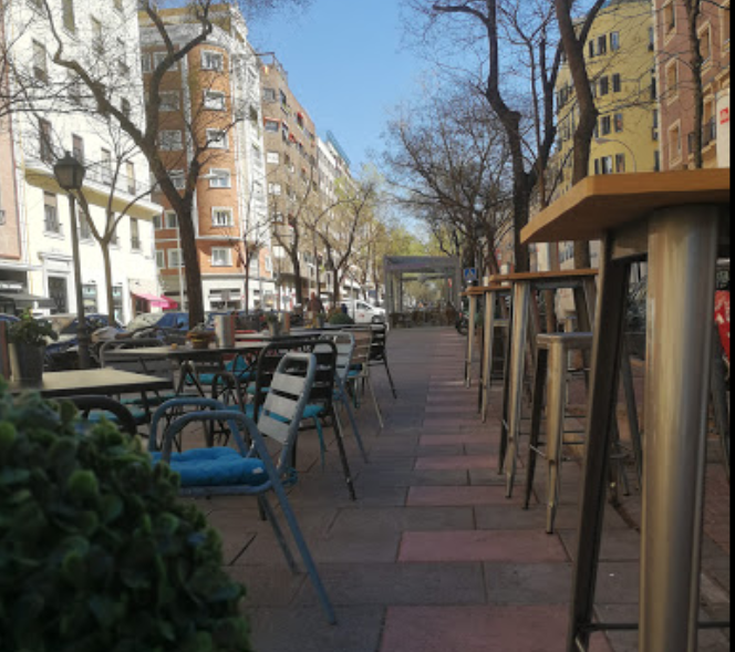 20 terrazas cerca del Retiro gastronómicas