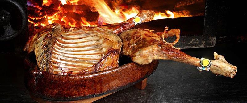Almagro y su gastronomía del asado