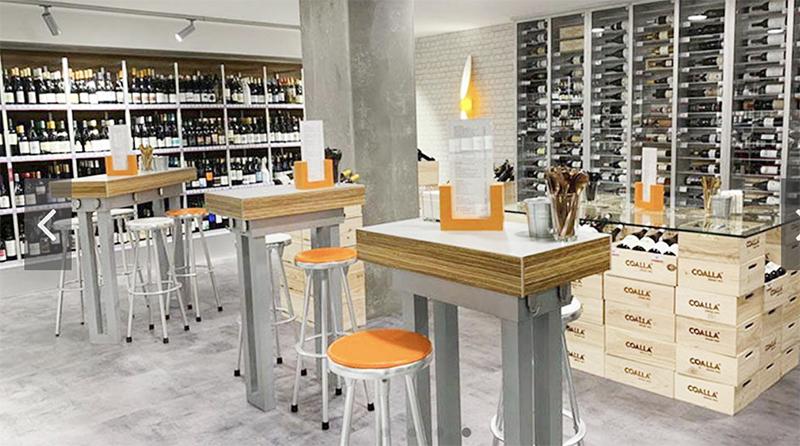 Coalla Bar Gastronomico  Madrud