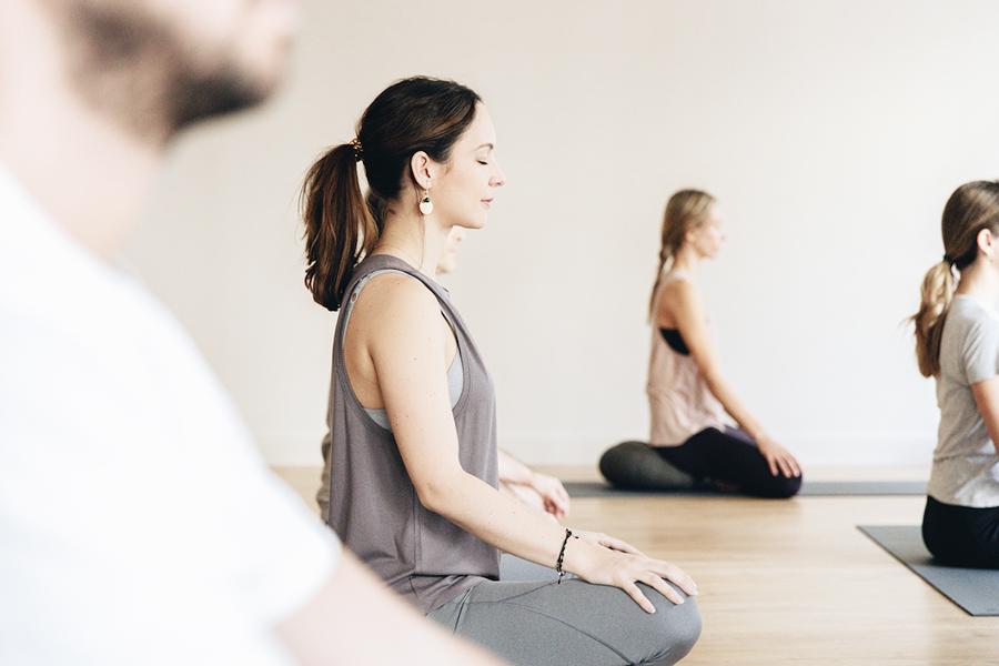 Gong Club de Yoga en Madrid