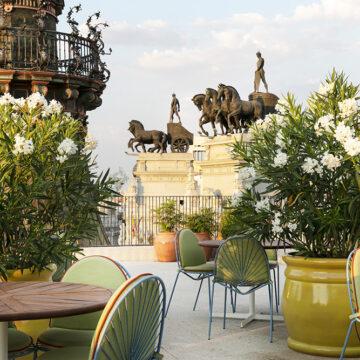 Dani Brasserie nos conquista con su  nueva apertura Four Seasons Hotel Madrid