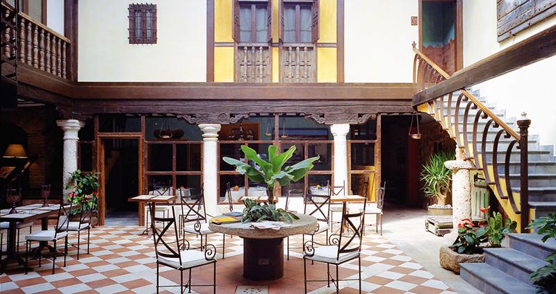 Hotel y restaurante El Corregigor de Almagro