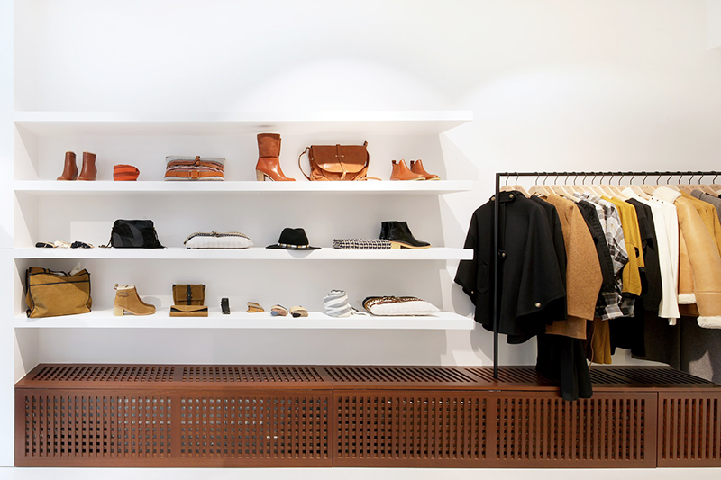 sessun abre tienda moda complementos madrid