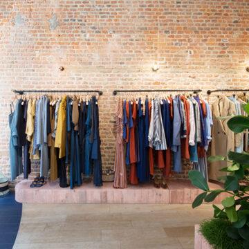 Sessun abre  tienda de moda prêt-à-porter y novia en Madrid