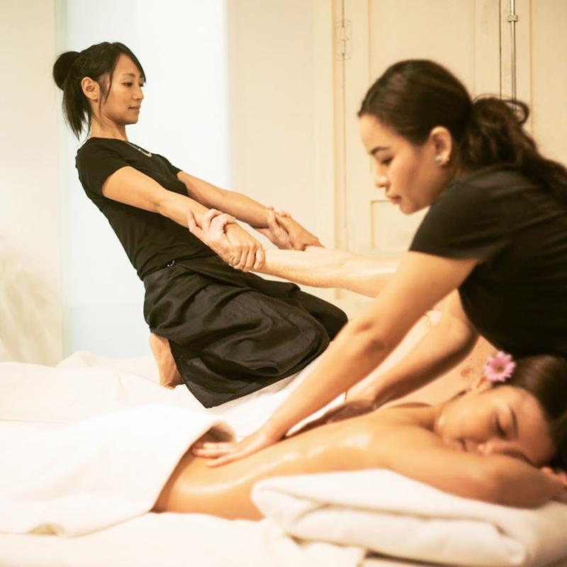 masajes orientales y asiáticos con masajistas