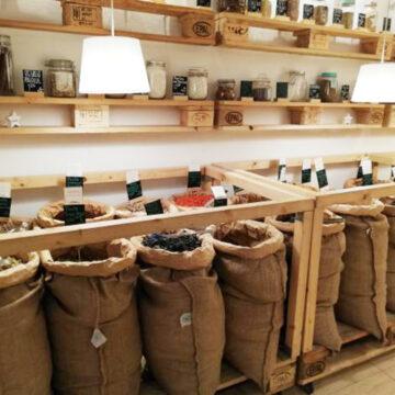 Pepita y Grano – la tienda de productos ecológicos a granel