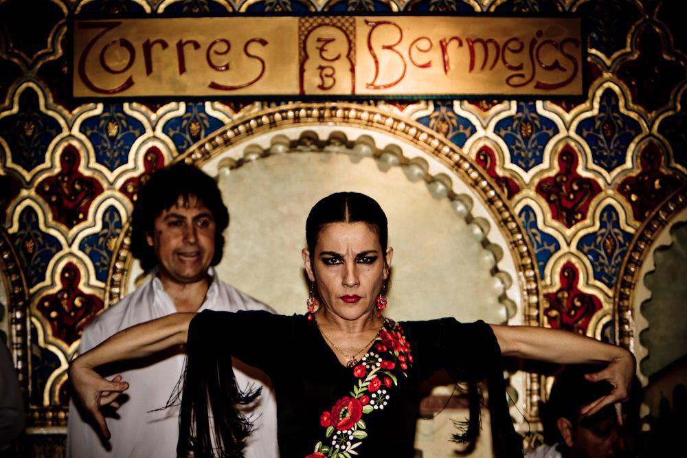 Bermejo uno de los flamencos en Madrid
